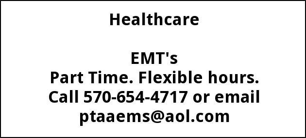 EMT's