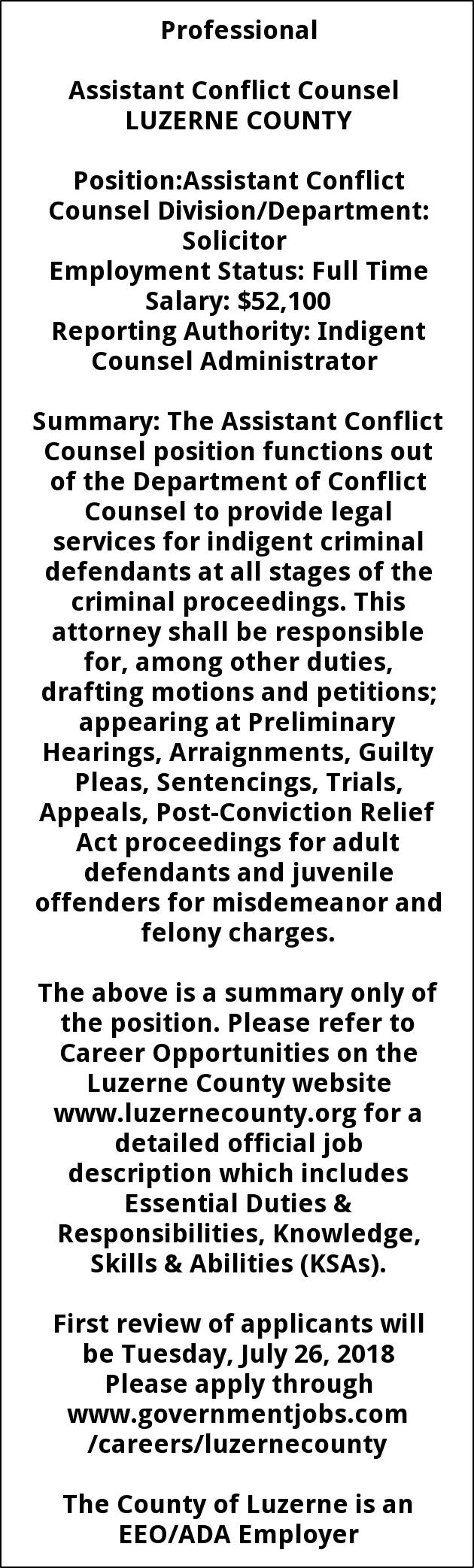 crimes and misdemeanors summary