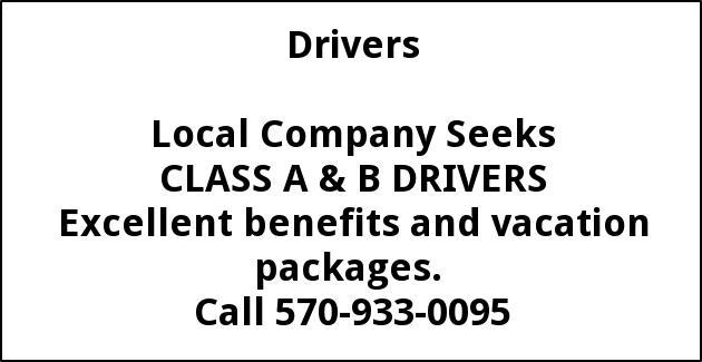 Class A&B Drivers